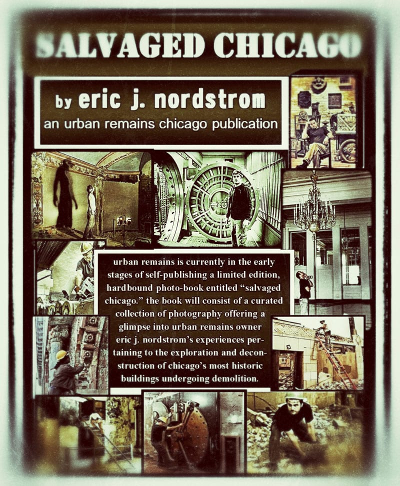 Salvaged Chicago by Eric J. Nordstrom