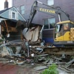 The Little Blue House on Armitage Ave. Has Been Demolished