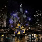 Flames to Light Up Chicago River During First-Ever Great Chicago Fire Fest