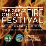 the great chicago fire festival will be held on october 4th, 2014