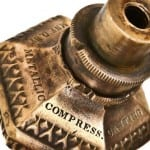 metallic compression casting company: the very best in 19th century builders' hardware