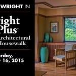 Wright Plus℠ 2015 - Saturday, May