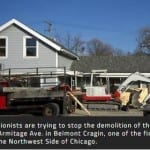 Historic Northwest Side Farmhouse Not 'Going to be Meigs Field': Owner