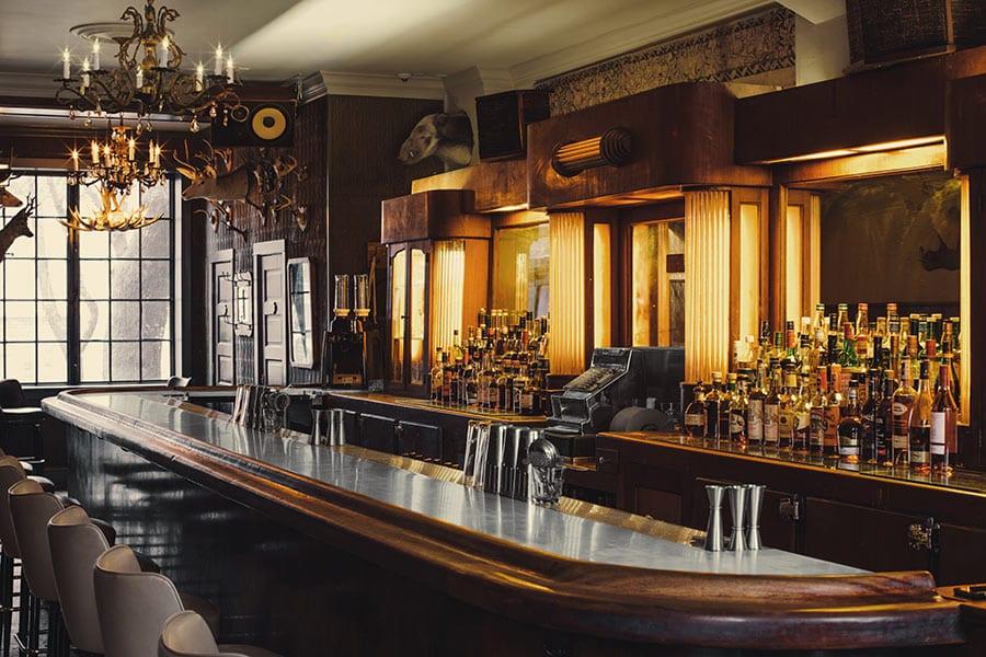 Restaurant Atlas Paris