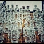 vintage research laboratory glassware finds new home at urban remains
