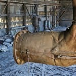 collection of images from this week's visit to a chicago foundry undergoing demolition