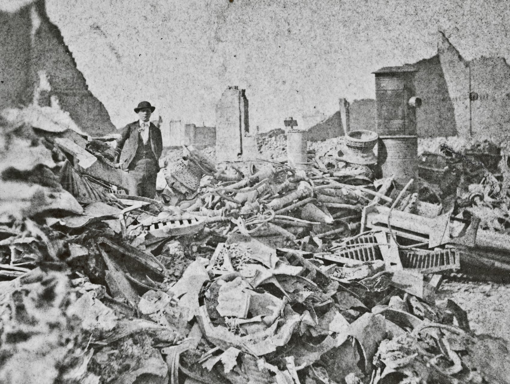 the events of the great chicago fire Great chicago fire of 1871 for kids ulysses grant was the 18th american president who served in office from march 4, 1869 to march 4, 1877 one of the disastrous events during his presidency was the great chicago fire of 1871.