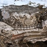 a most unusual discovery during the excavation of a residential lot on artesian avenue