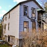 hidden and largely abandoned chicago wood-framed workers gablefront cottage faces demolition