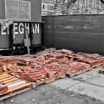 heneghan wrecking rescues ornament from hospital building they are demolishing