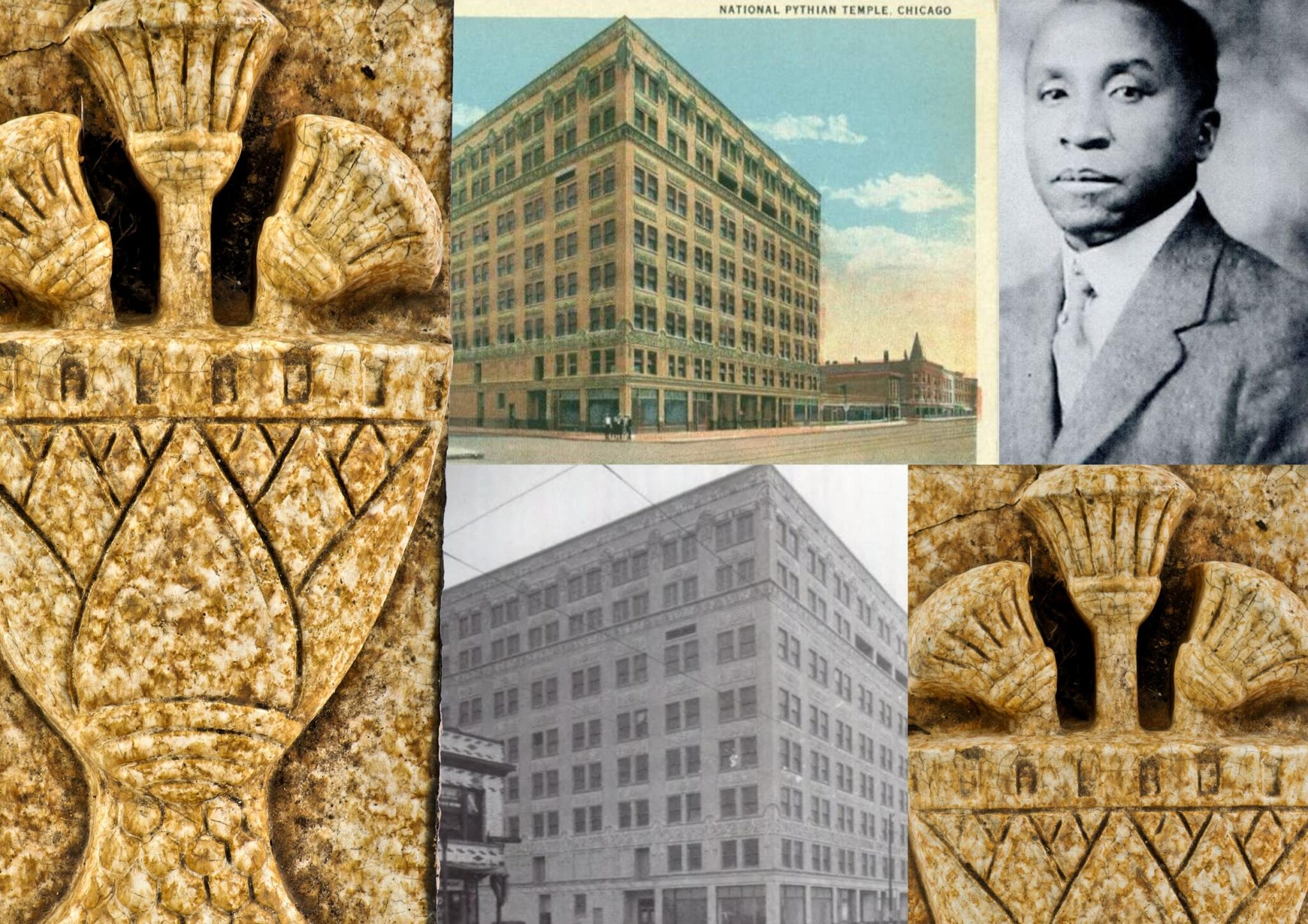 This December The Bldg 51 Museum Collection Received A Welcome But Unexpected Boost In Inventory Of Historically Important Chicago Building Terra Cotta