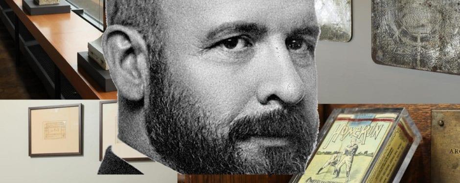 "blair kamin offers praise for tim samuelson's latest exhibit - ""Louis Sullivan's Coda."""
