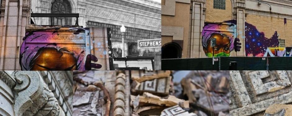 loewenberg & loewenberg's logan square automobile showroom demolished