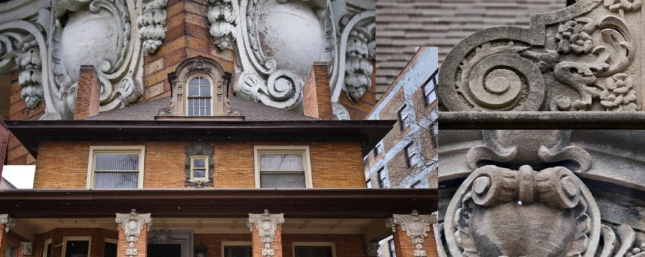f.w. perkins' designed mansion becomes the first target on chicago's 2017 demolition delay hold list