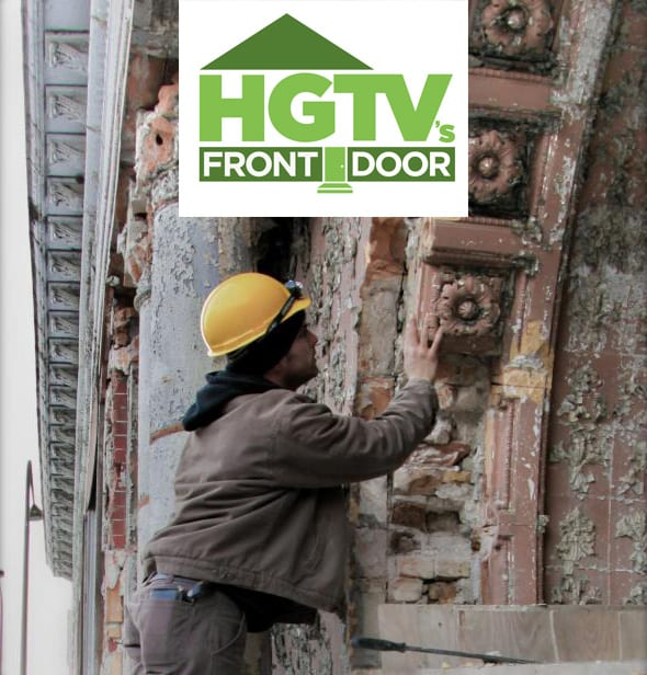 FEATURED IN HGTV FRONTDOOR: The Artful Salvager: Eric Nordstrom's Urban Remains in Chicago