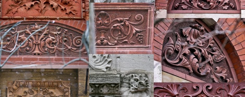 documenting chicago terra cotta ornament is a necessary distraction