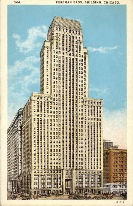 Foreman State National Bank Building