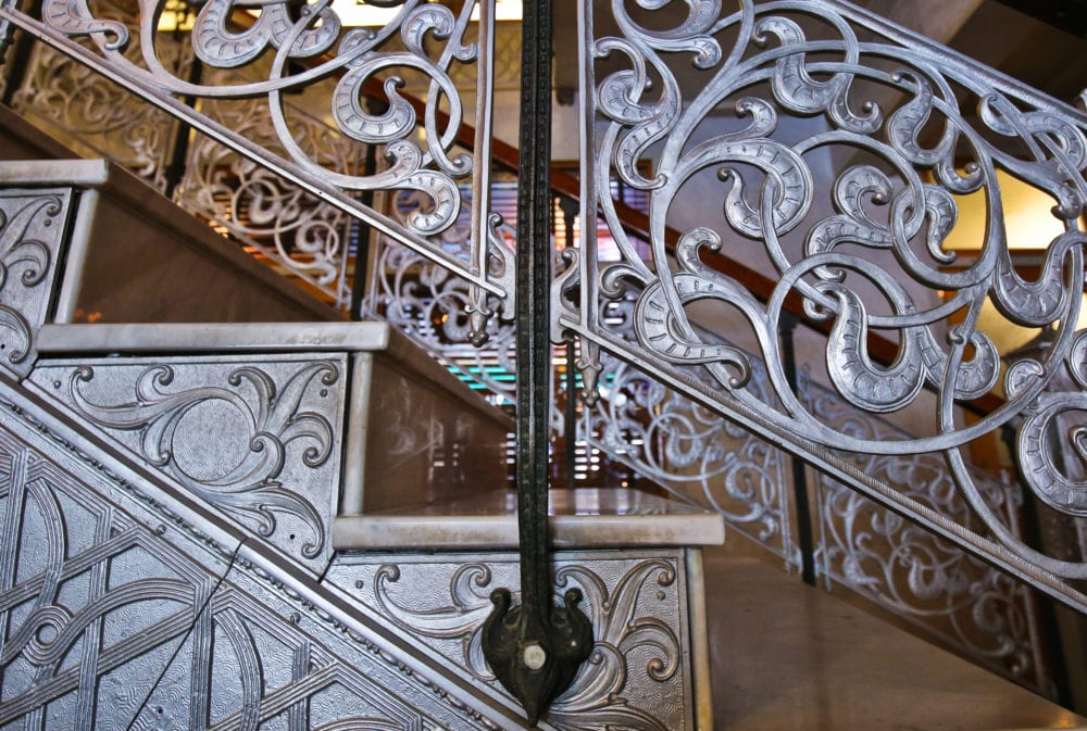 Isabella Building Elevator Fragment Sheds Light On Early Use Of