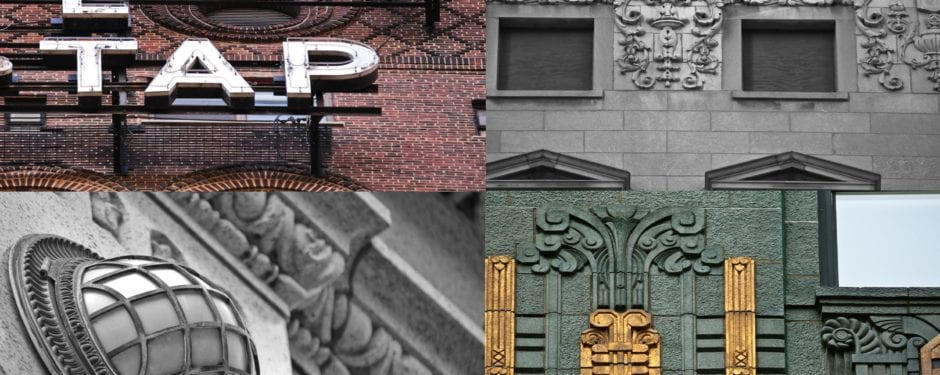 living in the past through photographic documentation of chicago's architecture