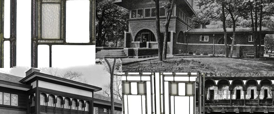 bldg. 51 museum secures historically important c. 1908 henry babson house leaded glass windows
