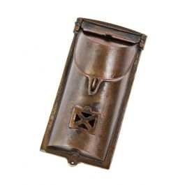 Original Early 20th Century Mission Style Wall Mount