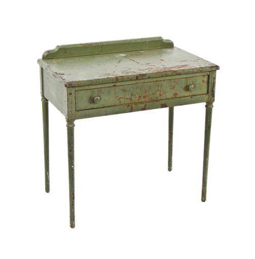 All Original C 1930 S American Industrial Simmons Furniture Sheet