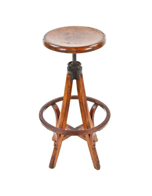 Marvelous Outstanding Early 20Th Century American Industrial Refinished Caraccident5 Cool Chair Designs And Ideas Caraccident5Info