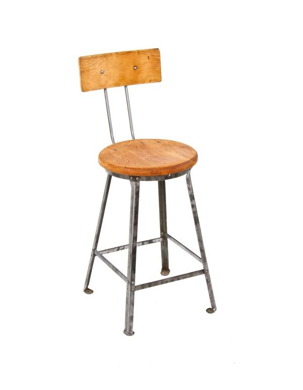 Early 20th Century American Industrial Freestanding