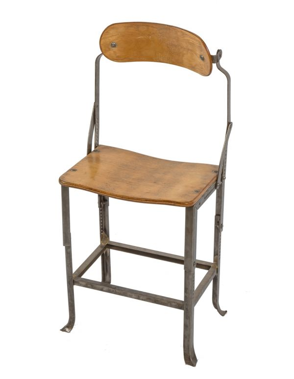 Cool Vintage Industrial Stools Furniture Products Ocoug Best Dining Table And Chair Ideas Images Ocougorg