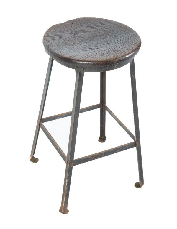 Enjoyable Vintage Industrial Stools Furniture Products Ocoug Best Dining Table And Chair Ideas Images Ocougorg