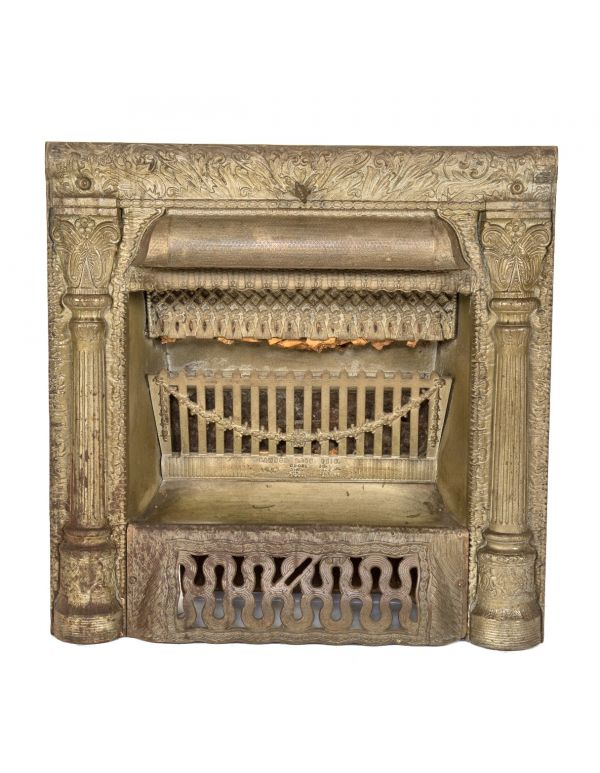 Magnificent Antique Fireplace Mantels Inserts Architectural Products Home Interior And Landscaping Eliaenasavecom
