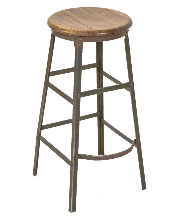 Phenomenal Vintage Industrial Stools Furniture Products Uwap Interior Chair Design Uwaporg