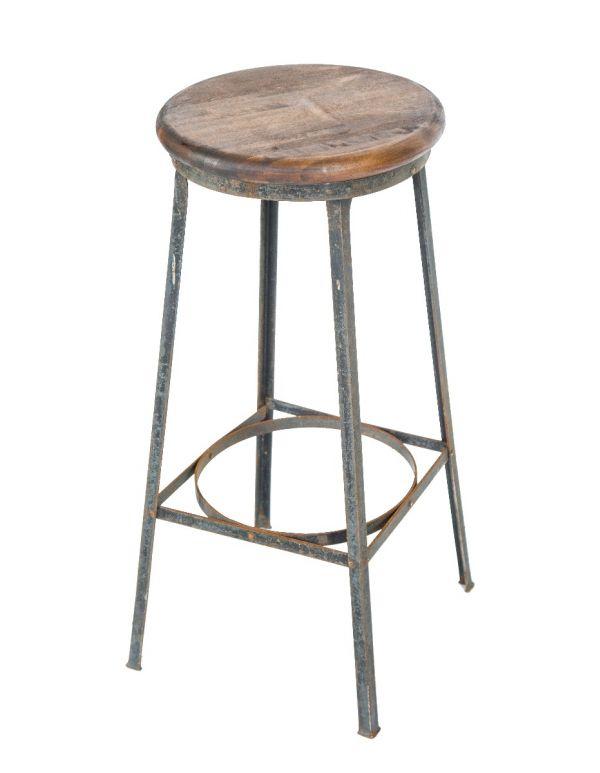 Superb Vintage Industrial Stools Furniture Products Inzonedesignstudio Interior Chair Design Inzonedesignstudiocom