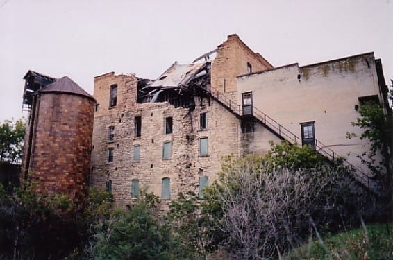 """revisiting the site of the joseph hussa brewery: my first experience as a young """"urban explorer"""""""