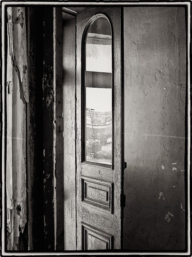 Remembering The Non Extant Matthew Uhl Rowhouse 1871