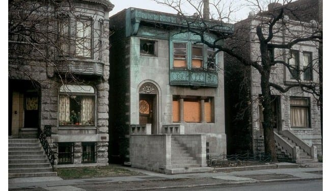 """the albert w. sullivan house (1892) was outfitted with """"kelp"""" pattern door """"trimmings"""""""