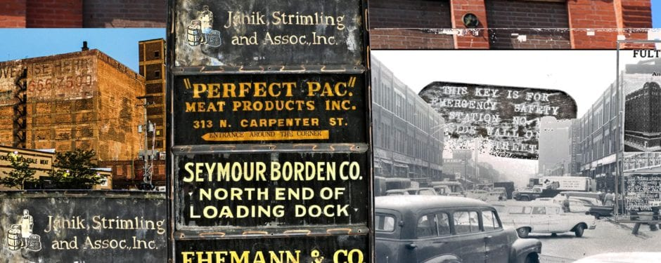 historically important fulton street market directory shed's light on district's storied past