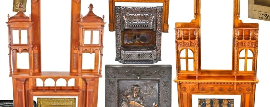 this week: 25% off any and all fireplace mantels, gas inserts, and summer covers