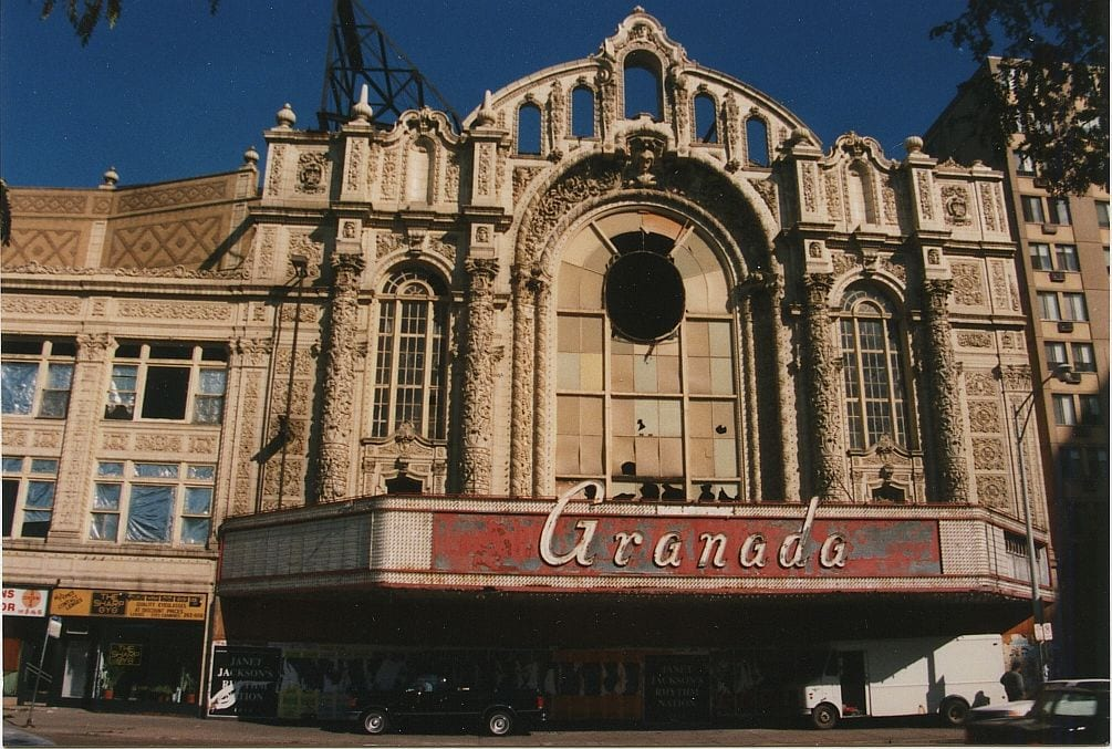 Granada Theater Lives On Through Fragments Rescued During
