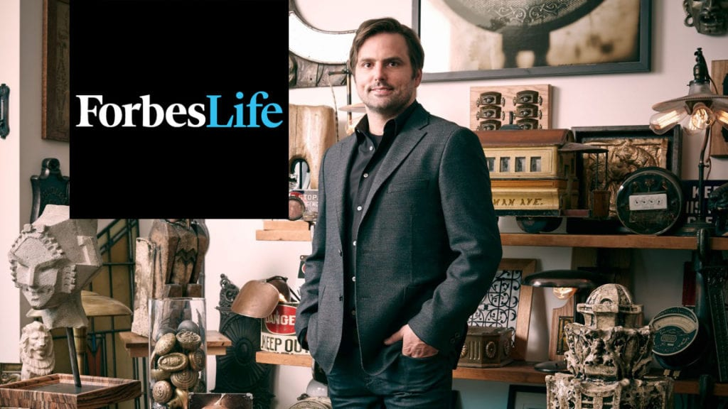 The Urban Archaeologist - Featured Forbes Life