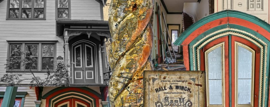 rare early 1870's gothic victorian chicago cottage on sedgwick faces wrecking ball early this week