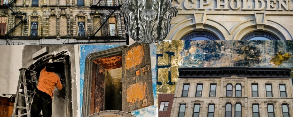 over a decade later, nordstrom reminisces about the post-fire charles holden loft building salvage
