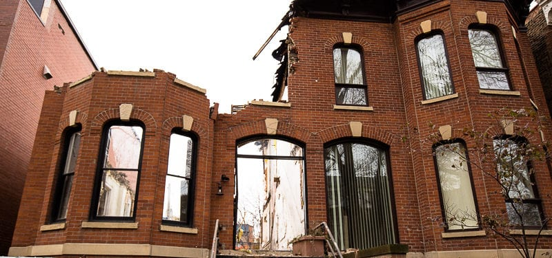 back-to-back demolitions on dayton street a devastating blow to chicago's 19th century cityscape
