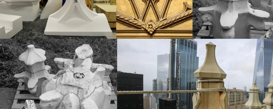 documenting the woolworth building inside and out