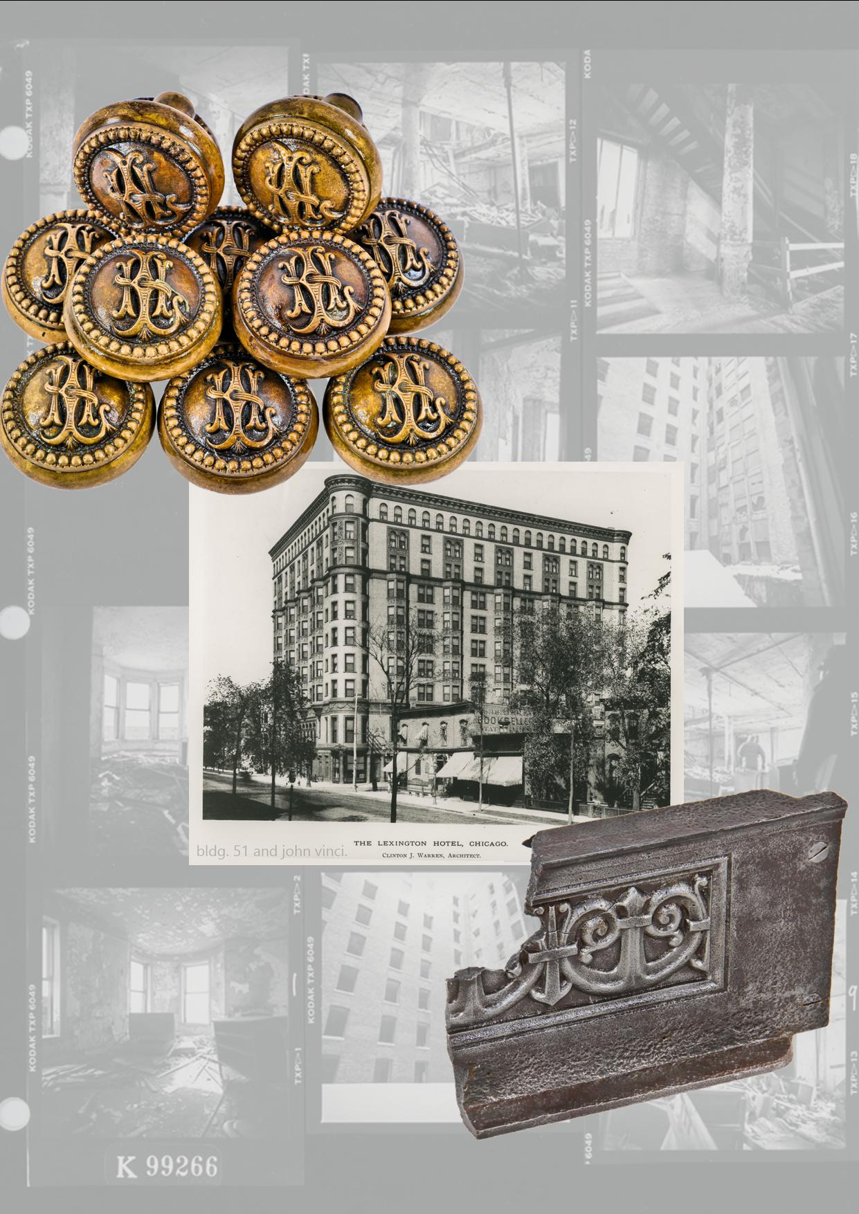 Clinton j warrens lexington hotel through images and artifacts the neoclassical style hotel lexington building was designed by chicago architect clinton j warren in 1891 92 in a four year span from 1889 to 1893 biocorpaavc Image collections