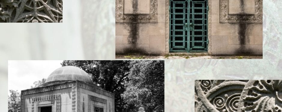 trip to st. louis affords opportunity to document adler & sullivan's wainwright tomb