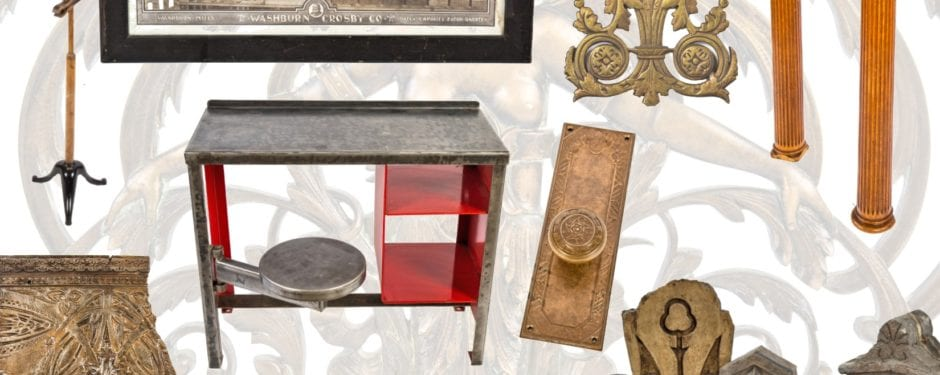 latest salvaged architectural artifacts and industrial objects added to urban remains website
