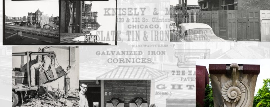 lost and found: adler & sullivan's knisely flats and store
