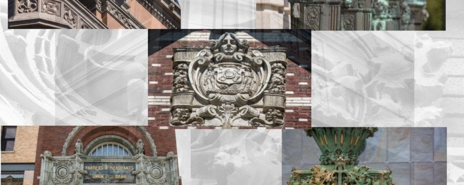 photodocumenting architectural building ornament in wisconsin revisited