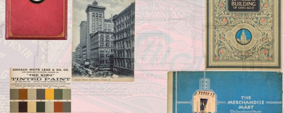 historically important chicago book and ephemera collection joins bldg 51 museum archive at end of 2018